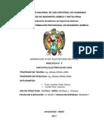 CIRCUITOS ELÉCTRICOS EN CASA