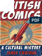 British Comics a Cultural History