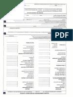 Planilla de información anual 2