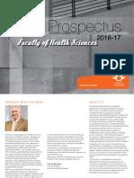 Health Sciences Small Prospectus Web