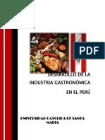 Industria Gastronómica