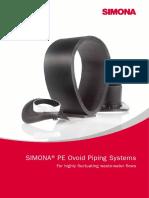 Ovoid Pipe Profiles-Simona