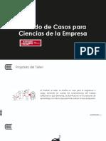 TALLER Metodo de Casos - Virtual