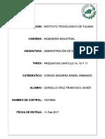 Francisco Gordillo AO1-SEMITareaCap14!15!17
