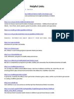 10 Helpful Links Obesity Toolkit