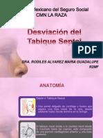 Desviacioìn Del Tabique Septal