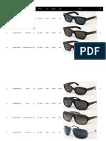 19.02 Stocklot Sunglasses