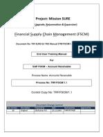Sap Fi User Manual AR