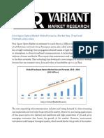 Free Space Optics Market Global Scenario, Market Size, Trend and Forecast, 2015-2024