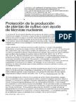 Protección de Las Plantas de Cultivo Con Ayudas Moleculares