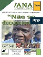 Jornal SAVANA
