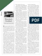 Jan-Feb 2009 Director's Corner Newsletter, Pennsylvania Association for Sustainable Agriculture