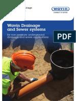 Wastewater Sewer Manual-Wavin