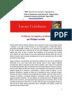 Philippe Lacadee Experiencia en Brazil