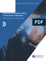 Issues Paper Improving Evidence Base on the Costs of Disasters