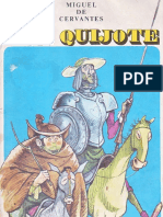 Miguel de Cervantes - Don Quijote 1