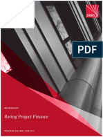 Rating Project Finance