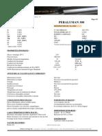 Al Mg 3 Peraluman 300 Aluminium AW-5754 Fiche Technique RLSA