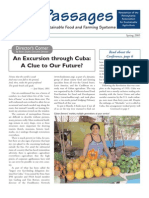 Spring 2003 Passages Newsletter, Pennsylvania Association for Sustainable Agriculture