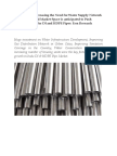 Ductile Iron Pipe Sector,Ductile Iron Pipe Market Trends,DI Pipe Suppliers in India-Ken Research