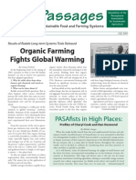 Fall  2003 Passages Newsletter, Pennsylvania Association for Sustainable Agriculture