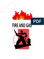 FIRE AND GAS 1