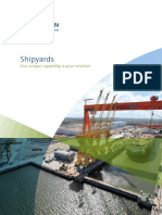 Royal HaskoningDHV Shipyards Brochure