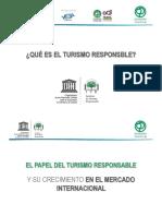 Presentación Turismo Sostenible Presente y Futuro