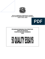 50 Quality Essays-Complete