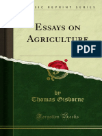 Essays on Agriculture 1000006504