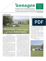 May-June 2005 Passages Newsletter, Pennsylvania Association for Sustainable Agriculture