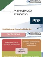 Texto Expositivo o Explicativo Ok