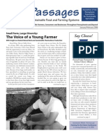 Jan-Feb 2006 Passages Newsletter, Pennsylvania Association for Sustainable Agriculture