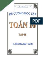 [bsquochoai] Sách Thầy Dạy Nè - Đề Cương Toán 10 Tap II (Le Van Doan) http://bsquochoai.ga