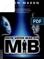 Mason, Jason u. Helsing, Jan Van - Mein Vater War Ein MiB (Men in Black) (2017, 674 S., Text)