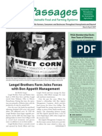 Mar-Apr 2007 Passages Newsletter, Pennsylvania Association for Sustainable Agriculture