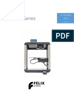 User Manual - FELIX Pro Series