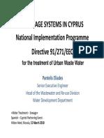 Sewerage Schemes Eng