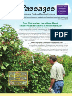 July-Aug 2008 Passages Newsletter, Pennsylvania Association for Sustainable Agriculture