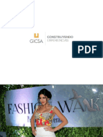 Gicsa Fashion Walk