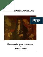 Biografía y Matemática de Jorge Juan