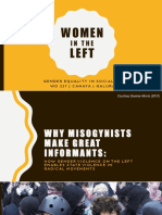 [WD 227] 20161128 Women in the Left