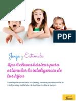 6 Claves Básicas Para Desarrollar Inteligencia Niños