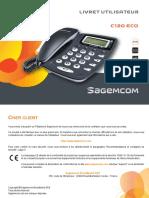 MU SagemCom C120 Eco FR 02-2012 VClient