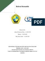Cover Referat Dermatitis