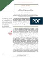 Subclinical Hypothyroidism