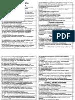 Examen de Conciencia para adultos (para imprimir)