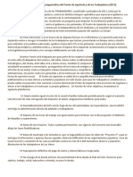 Declaración Programática Del Frente de Izquierda y de Los Trabajadores-2013