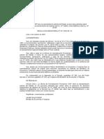 RM 411-2002-EF-10 Precisan Que La ONP Tiene La Repr. Jud. Del Estado en Proc. Jud. Sobre Aplic. de Derechos Pensionarios Del Rég. Del Dl 1990 y Otros Distintos Al Del DL 20530