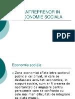 PREZENTARE PP ANTREPRENOR IN ECONOMIE SOCIALA.ppt